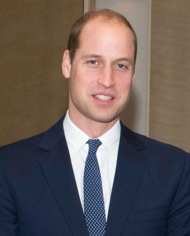 ケンブリッジ公ウィリアム王子