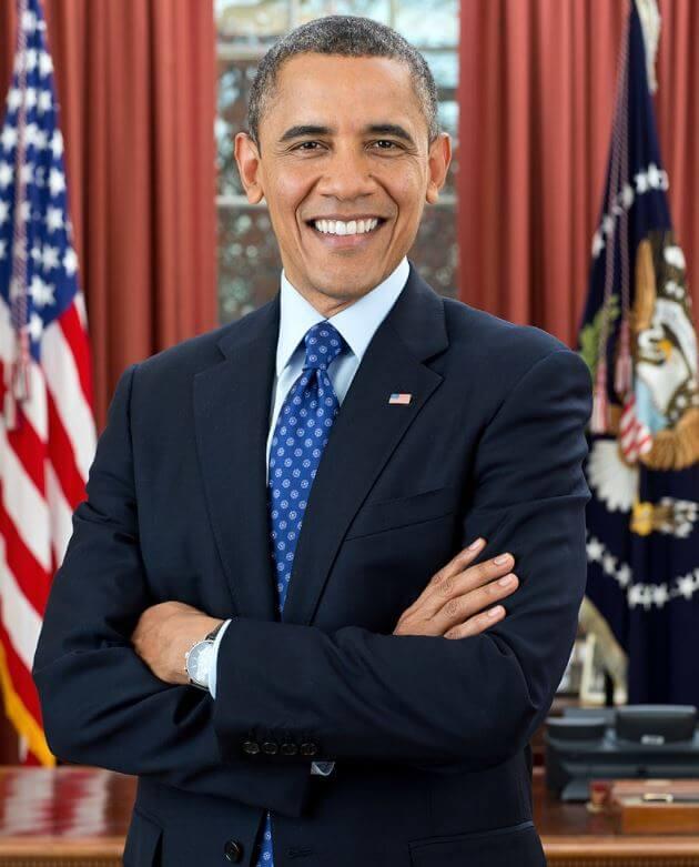 バラク・オバマ
